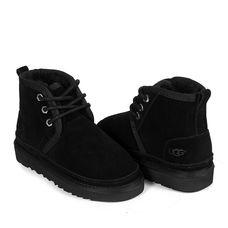 Ботинки Kids Boots Neumel Black