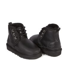 Ботинки Kids Boots Neumel Metallic Black