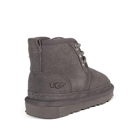 Ботинки Kids Boots Neumel Grey - фото 4