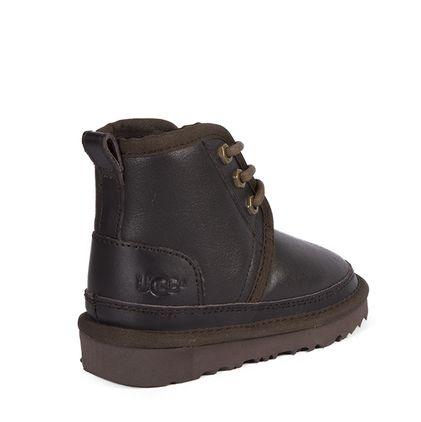 Ботинки Kids Boots Neumel Metallic Chocolate - фото 4