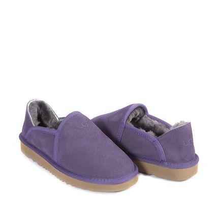 Мокасины Men Slip-On Kenton Purple - фото