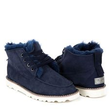 Ботинки Beckham Navy
