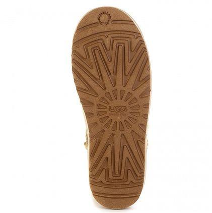 Угги Classic Short Swarovski Sand - фото 5