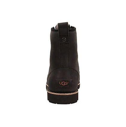 Ботинки Hannen Black TL - фото 5