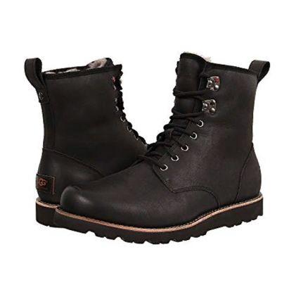Ботинки Hannen Black TL - фото