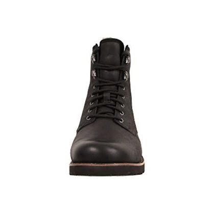 Ботинки Hannen Black TL - фото 4