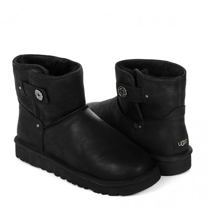 Ботинки Men's Beni Black - фото