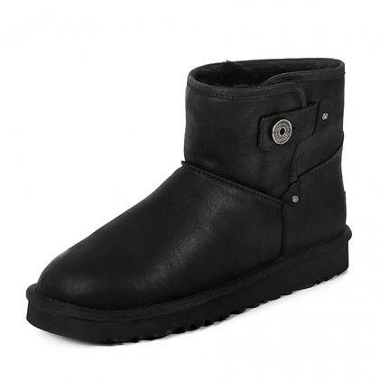 Ботинки Men's Beni Black - фото 3