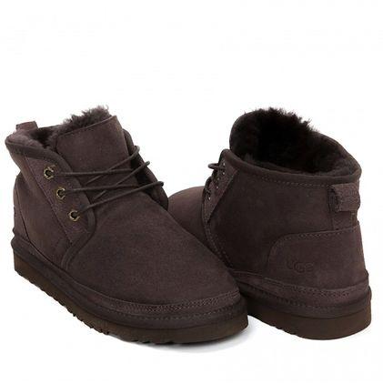Ботинки Neumel Chocolate - фото