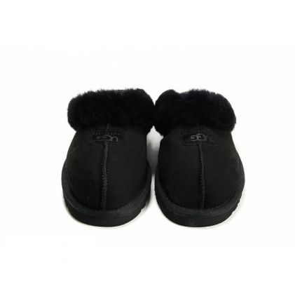 Женские тапочки Coquette Slippers Black - фото 2