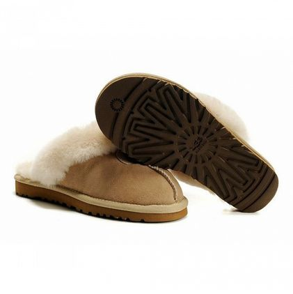 Женские тапочки Coquette Slippers Sand - фото 3