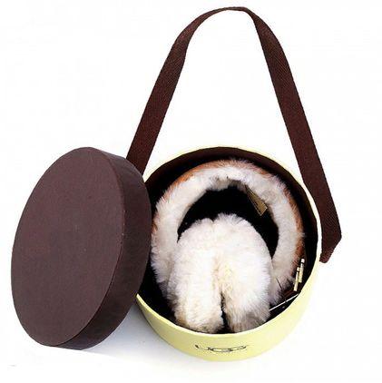 Наушники UGG Classic Earmuff Chestnut - фото 4