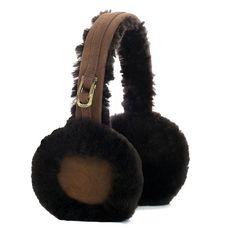 Наушники UGG Classic Earmuff Chocolate