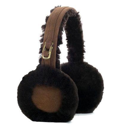 Наушники UGG Classic Earmuff Chocolate - фото