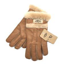 Перчатки UGG Gloves Tenney Chestnut