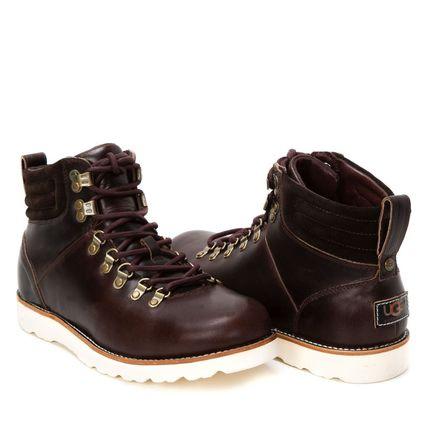 Ботинки Capulin Chocolate - фото