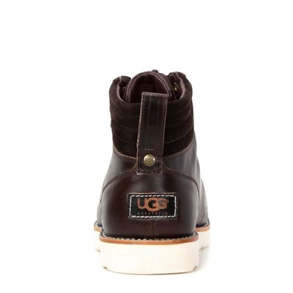 Ботинки Capulin Chocolate - фото 4