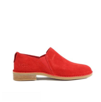 Лоферы Loafers Red - фото 6