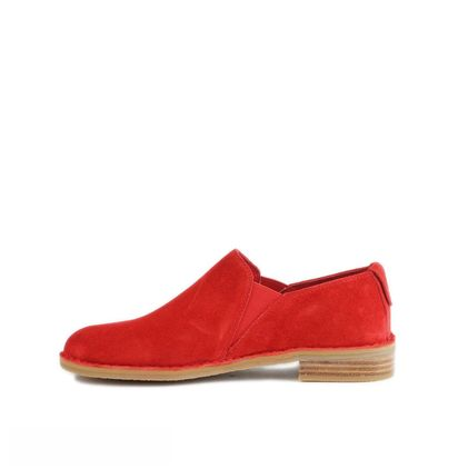 Лоферы Loafers Red - фото 7