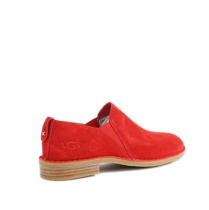 Лоферы Loafers Red - фото 4