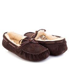 Мокасины Dakota Chocolate
