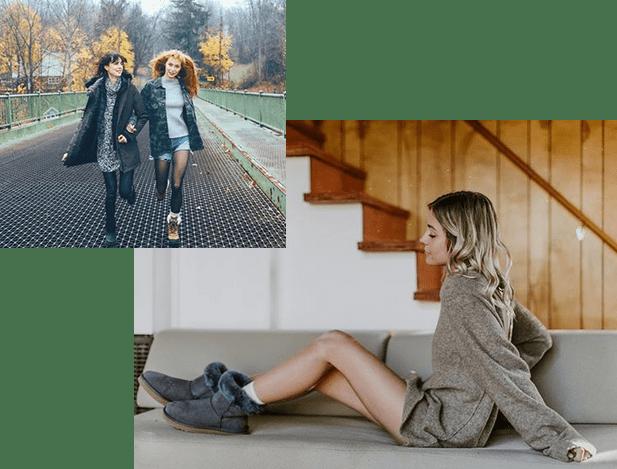 Варианты подбора стиля для женщин